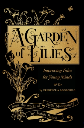 a garden of lilies cover final