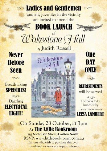 wakestone launch invitation